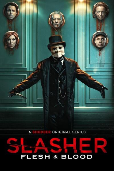Caratula, cartel, poster o portada de Slasher: Flesh & Blood