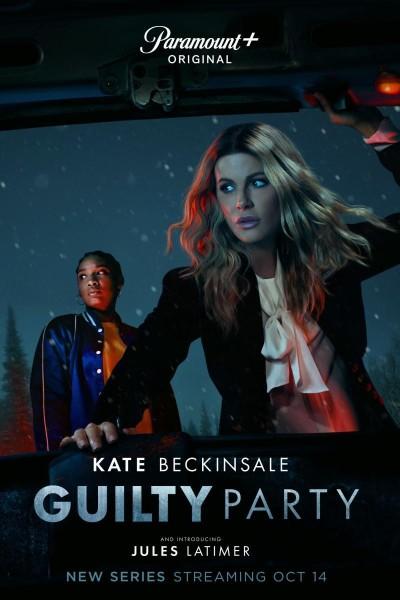Caratula, cartel, poster o portada de Guilty Party