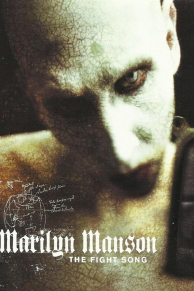 Caratula, cartel, poster o portada de Marilyn Manson: The Fight Song (Vídeo musical)