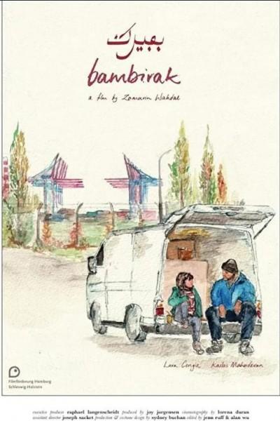 Caratula, cartel, poster o portada de Bambirak