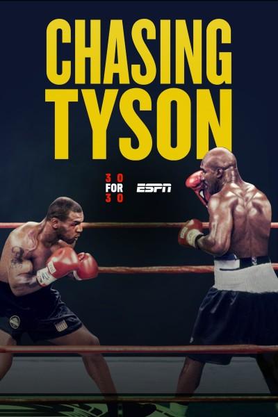 Caratula, cartel, poster o portada de Chasing Tyson