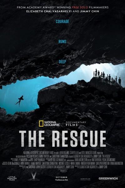 Caratula, cartel, poster o portada de The Rescue