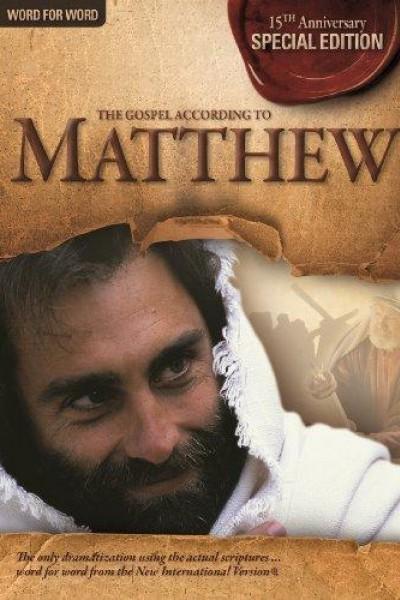 Caratula, cartel, poster o portada de The Visual Bible: Matthew