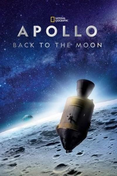 Caratula, cartel, poster o portada de Apollo: Regreso a la luna