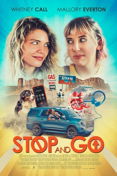 Caratula, cartel, poster o portada de Stop and Go