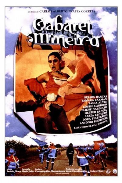 Caratula, cartel, poster o portada de Cabaret Mineiro