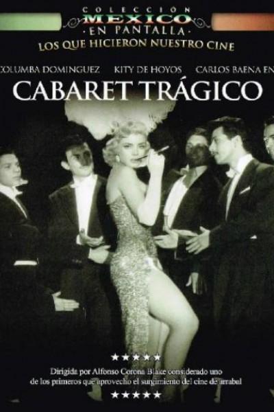 Caratula, cartel, poster o portada de Cabaret trágico