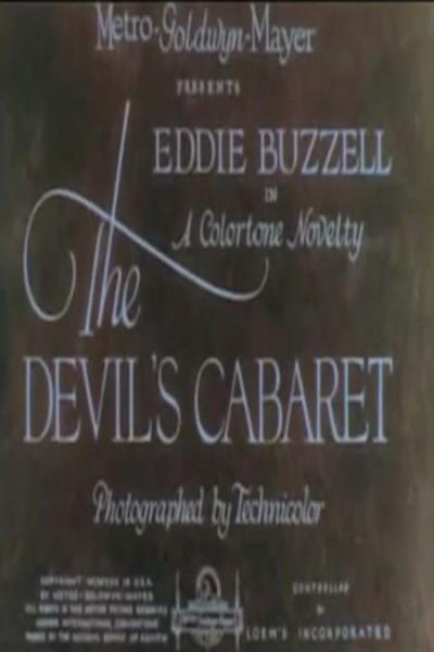 Caratula, cartel, poster o portada de The Devil\'s Cabaret