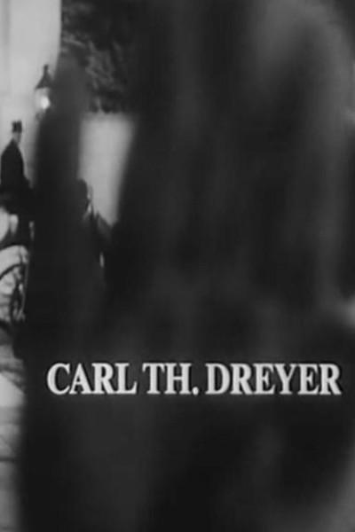 Caratula, cartel, poster o portada de Carl Th. Dreyer