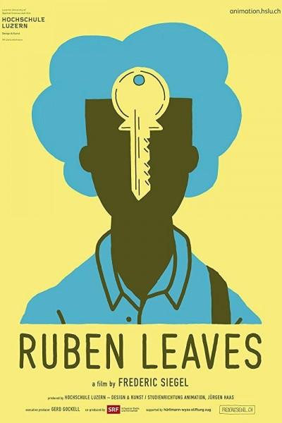 Caratula, cartel, poster o portada de Ruben Leaves