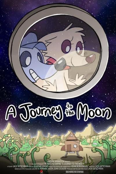 Caratula, cartel, poster o portada de A Journey to the Moon