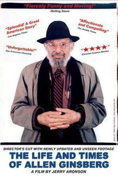 Caratula, cartel, poster o portada de The Life and Times of Allen Ginsberg