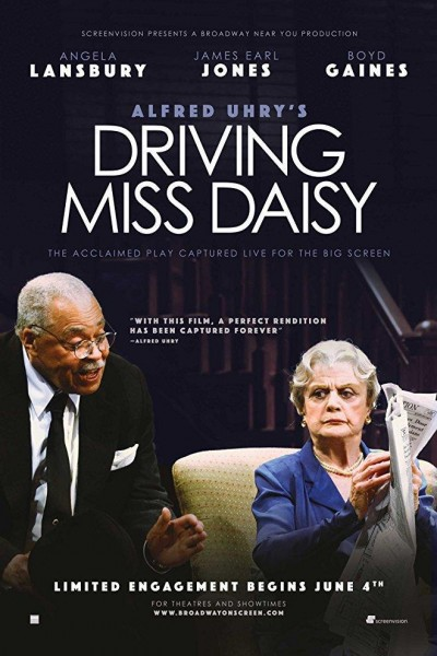 Caratula, cartel, poster o portada de Driving Miss Daisy