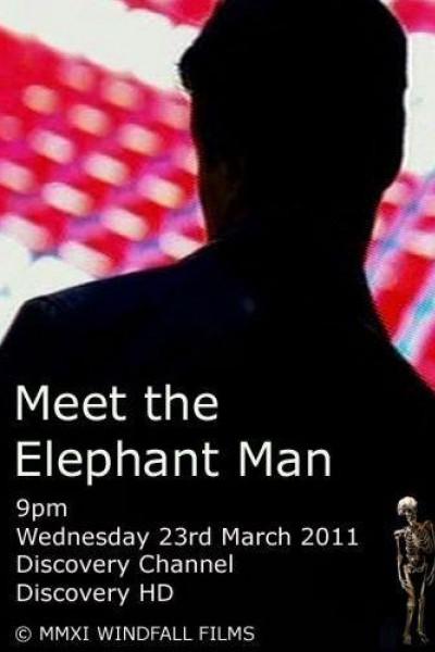 Caratula, cartel, poster o portada de Meet the Elephant Man