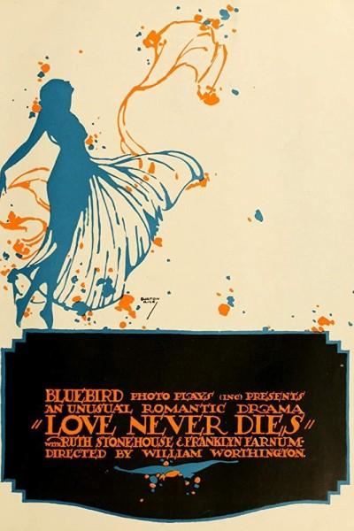 Caratula, cartel, poster o portada de Love Never Dies