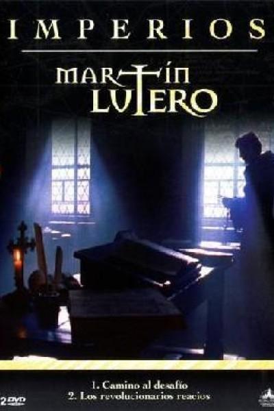 Caratula, cartel, poster o portada de Imperios: Martín Lutero