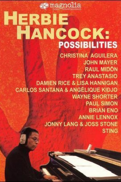 Caratula, cartel, poster o portada de Herbie Hancock: Possibilities
