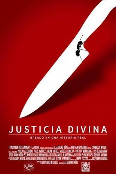 Caratula, cartel, poster o portada de Justicia divina