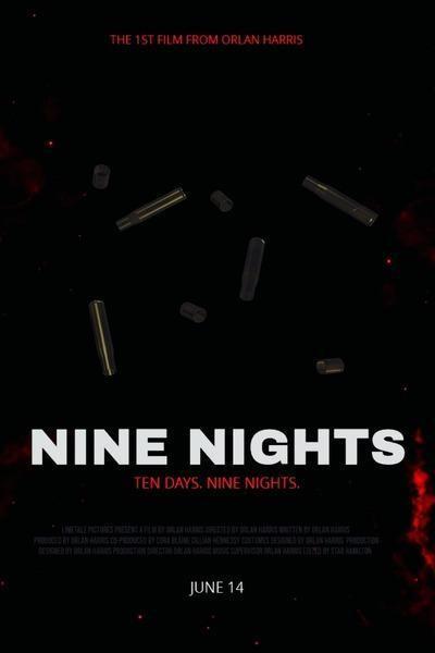 Caratula, cartel, poster o portada de Nine Nights