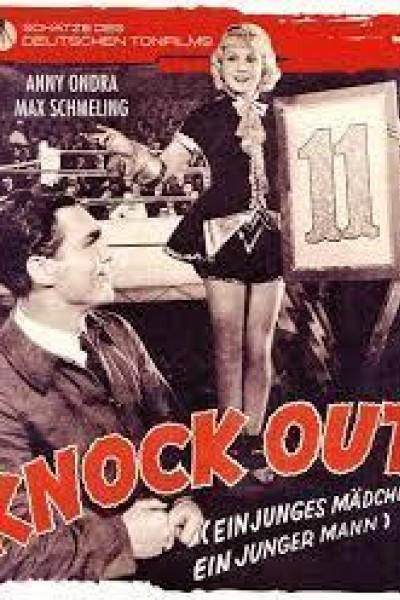 Caratula, cartel, poster o portada de Knockout - Ein junges Mädchen, ein junger Mann
