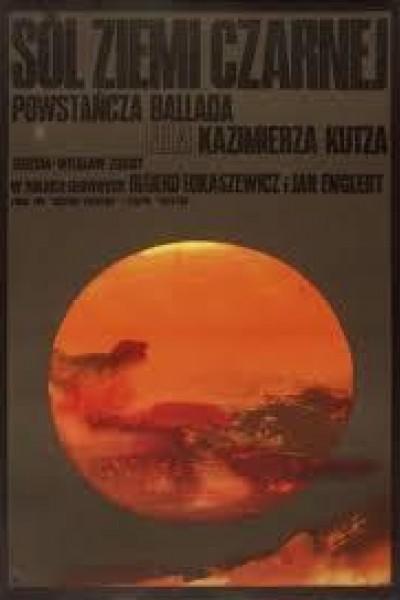Caratula, cartel, poster o portada de The Taste of the Black Earth
