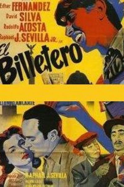Caratula, cartel, poster o portada de El billetero