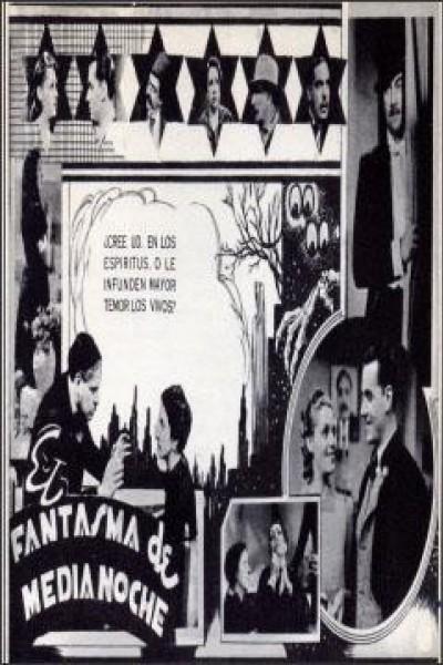 Caratula, cartel, poster o portada de El fantasma de medianoche