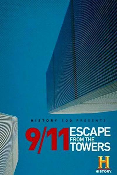 Caratula, cartel, poster o portada de 9/11: Escape from the Towers