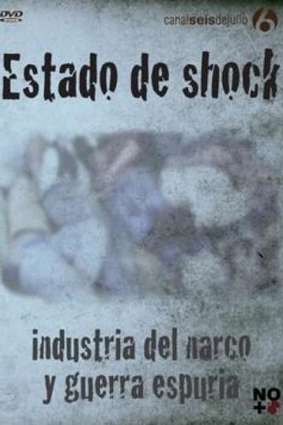 Caratula, cartel, poster o portada de Estado de shock