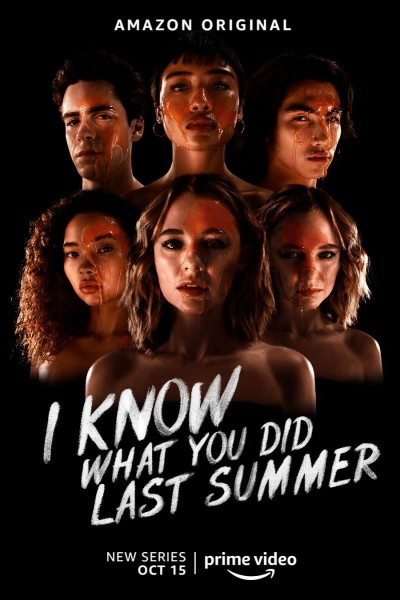 Caratula, cartel, poster o portada de Sé lo que hicisteis el último verano