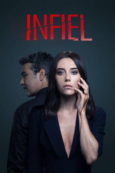 Caratula, cartel, poster o portada de Infiel