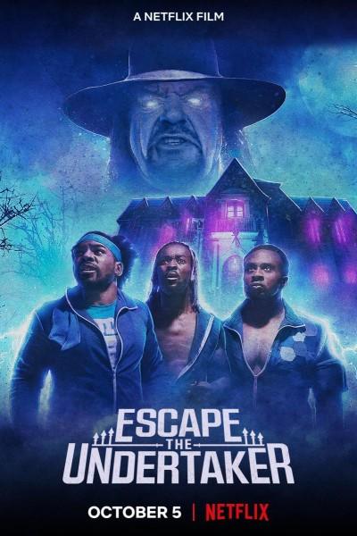 Caratula, cartel, poster o portada de Escapa del Undertaker