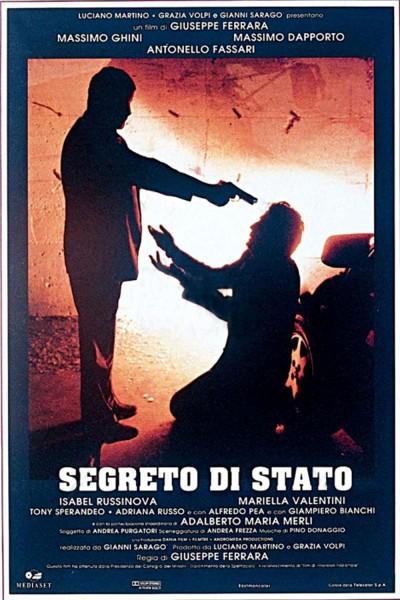 Caratula, cartel, poster o portada de Segreto di stato
