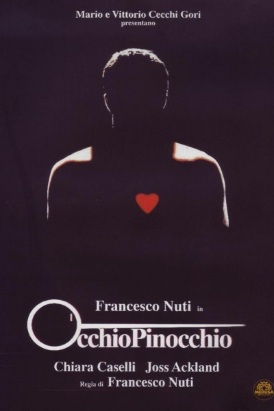 Caratula, cartel, poster o portada de OcchioPinocchio