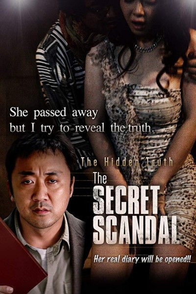 Caratula, cartel, poster o portada de The Secret Scandal
