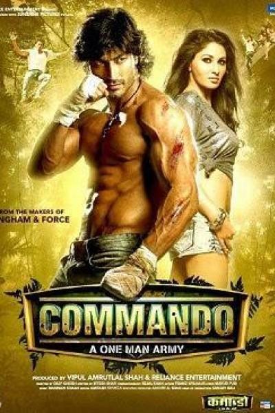 Caratula, cartel, poster o portada de Commando: A One Man Army