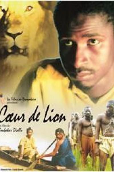 Caratula, cartel, poster o portada de Coeur de lion