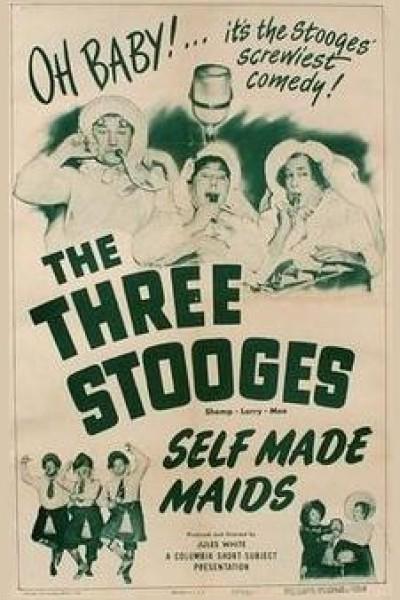 Caratula, cartel, poster o portada de Self Made Maids