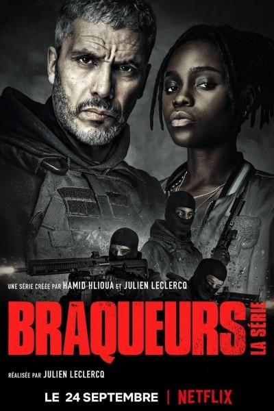 Caratula, cartel, poster o portada de Atracadores: La serie