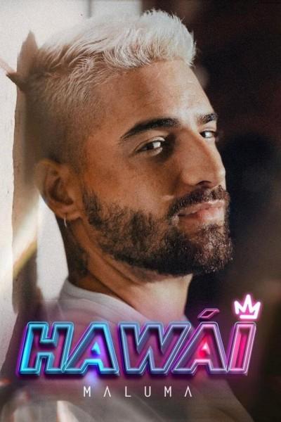 Caratula, cartel, poster o portada de Maluma: Hawái (Vídeo musical)