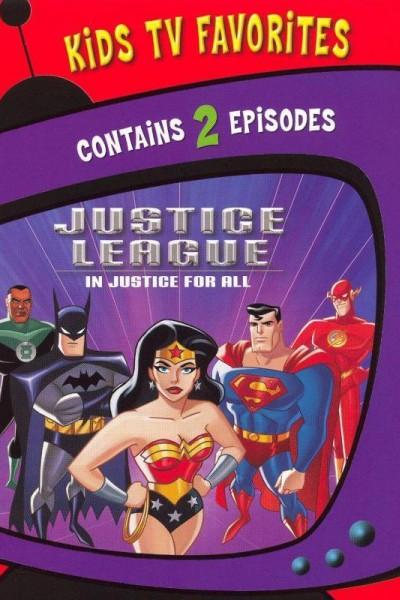 Caratula, cartel, poster o portada de La Liga de la Justicia: Injusticia para todos