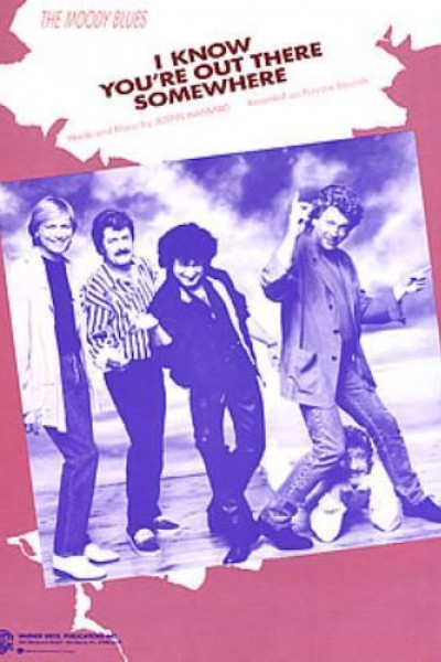 Caratula, cartel, poster o portada de The Moody Blues: I Know You\'re Out There Somewhere (Vídeo musical)
