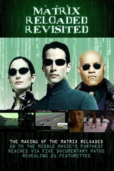 Caratula, cartel, poster o portada de Matrix Reloaded: descubre lo increíble