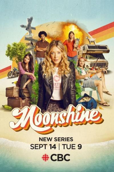 Caratula, cartel, poster o portada de Moonshine