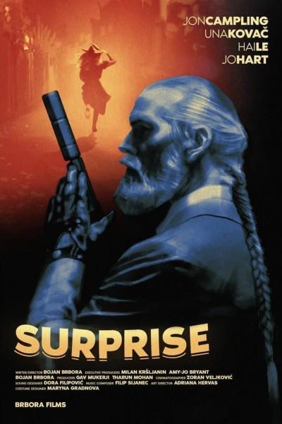 Caratula, cartel, poster o portada de Surprise