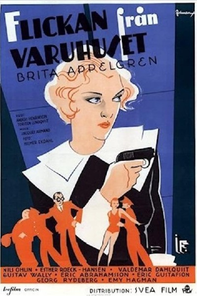 Caratula, cartel, poster o portada de Girl from the Department Store