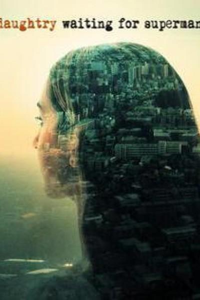 Caratula, cartel, poster o portada de Daughtry: Waiting for Superman (Vídeo musical)