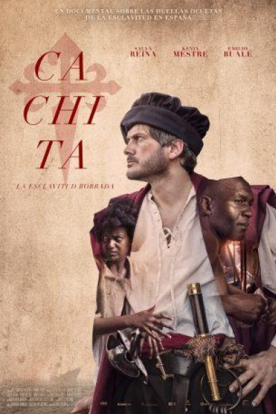 Caratula, cartel, poster o portada de Cachita. La esclavitud borrada