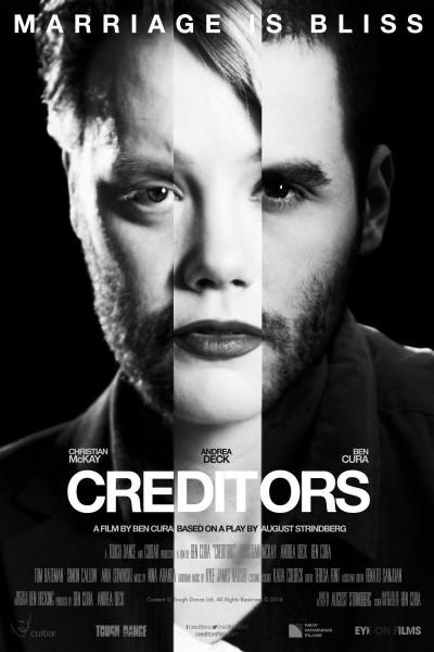 Caratula, cartel, poster o portada de Creditors
