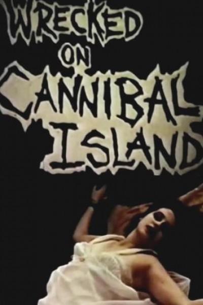Caratula, cartel, poster o portada de Wrecked on Cannibal Island